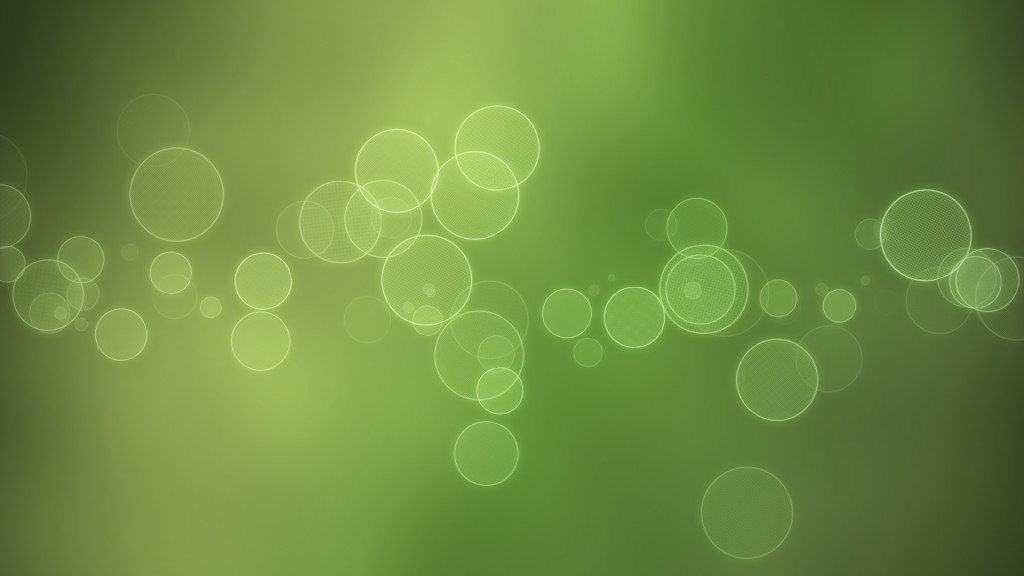 Bright-Bubbles-on-Light-Green-Background-Style-is-Thus